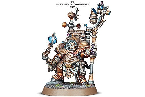 Kharadron Overlords - Aetheric-Navigator 84-32 - Warhammer Age of Sigmar de Games Workshop
