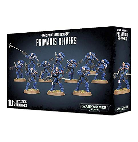 Games Workshop Jeux Atelier 99120101186 Space Marines Primaris Larrons Plastique kit de Games Workshop