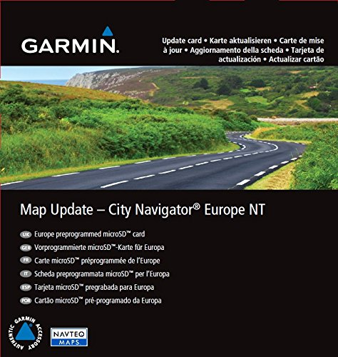 Garmin Straßencarte SD europe NT; Update 2015 de Garmin