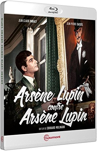 Arsène Lupin contre Arsène Lupin [Blu-ray] de Gaumont