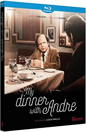 My dinner with Andre [Blu-ray] de Gaumont