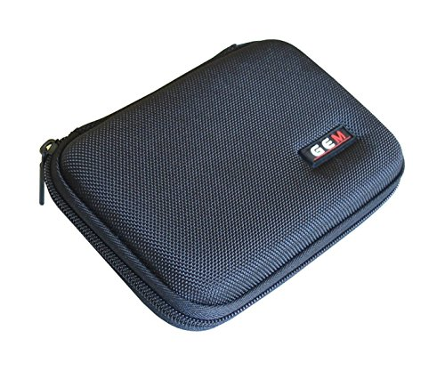 GEM Medium Hard Drive Case - Noir - Garantie à Vie de GEM