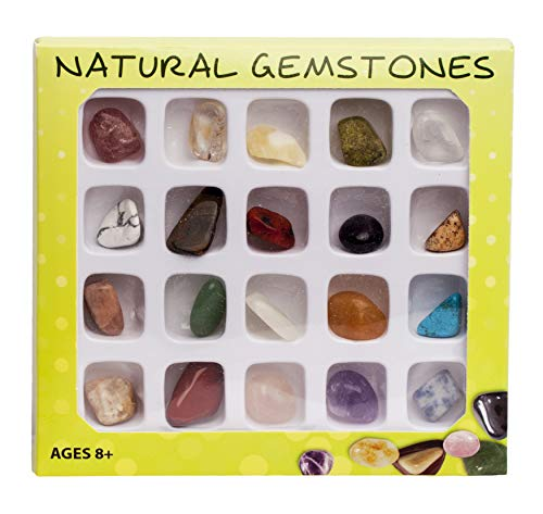 Gemstone Collection Box by GeoCentral de GeoCentral