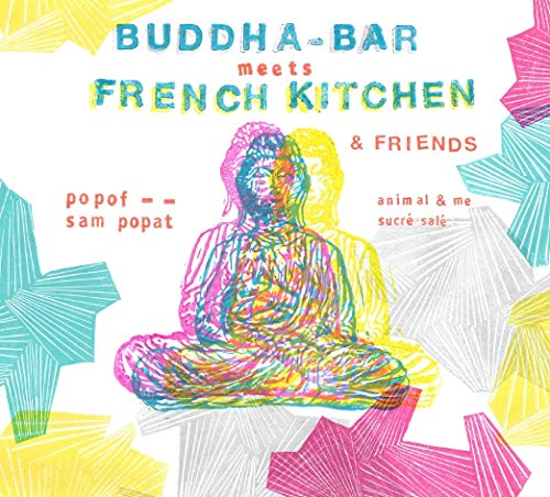 Buddha Bar Meets French Kitchen de George V