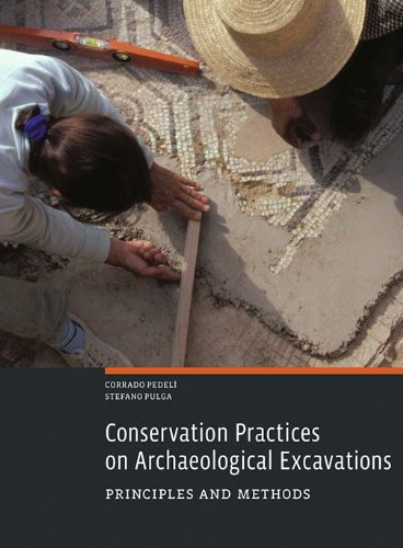 Conservation Practices on Archaeological Excavations - Priciples and Methods de Getty Publications