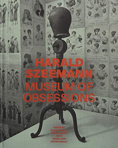 Harald Szeemann: Museum of Obsessions de Getty Publications