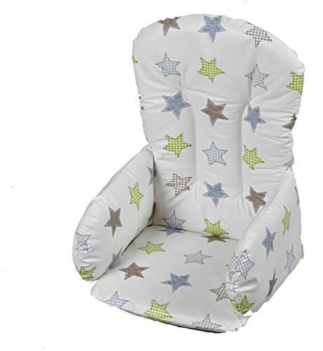 Geuther Coussin de Chaise PVC Etoile de Geuther