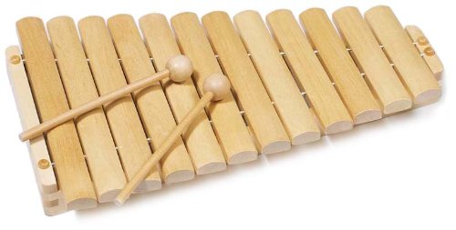 Goki - 2042021 - Percussion- Xylophone Avec 12 Notes de Goki