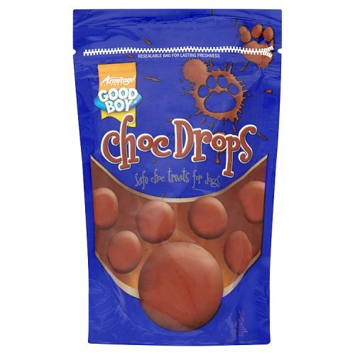 Good Boy Chocolate Drops Dog Treats 250g de Good Boy