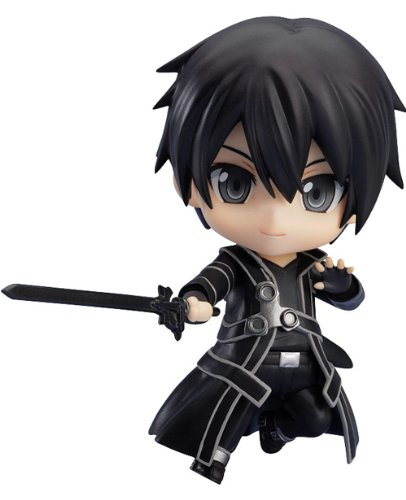 Good Smile Company - Sword Art Online Nendoroid figurine PVC Kirito 10 cm de Good Smile Company