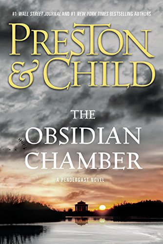 The Obsidian Chamber de Grand Central Publishing