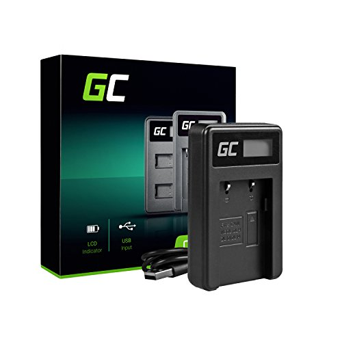 Green Cell® Chargeur pour Canon PowerShot S50 Appareil Photo (5W 8.4V 0.6A Noir) de Green Cell PRO