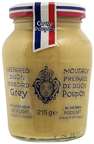 Gris Poupon Moutarde De Dijon (215G) de Grey Poupon
