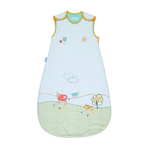 Gigoteuse Grobag Happy Hill 2.5 Tog 6-18m de Grobag