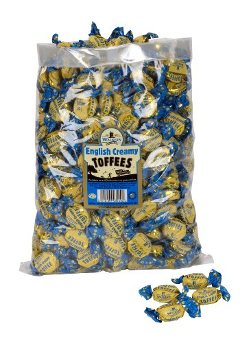 WALKERS NONSUCH English Creamy Toffees Bulk Bags 2.5 kg de Grocery Centre