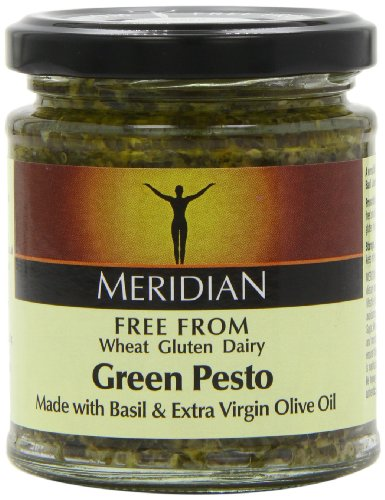 Meridian - Free From Green Pesto - 170g (Case of 6) de Meridian Foods