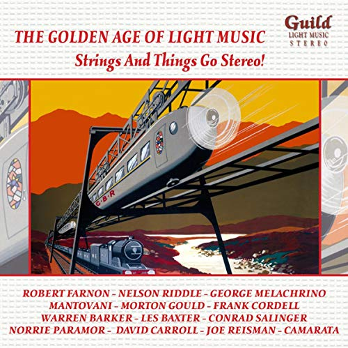 Strings & Things Go Stereo de Guild
