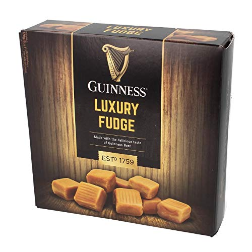 Boite Guinness Luxury Fudge - 170gm de Guinness Official Merchandise