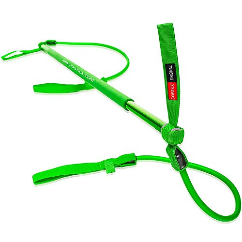 Gymstick Original 2.0 Résistance Trainer, vert, One Size de Gym Stick