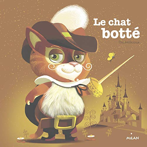 Le chat botté de Hachette