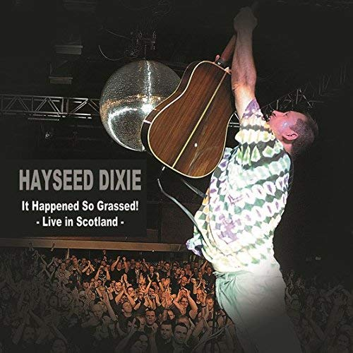 It Happened So Grassed: Live In Scotland [Import USA] de HAYSEEDDIXIE RSD