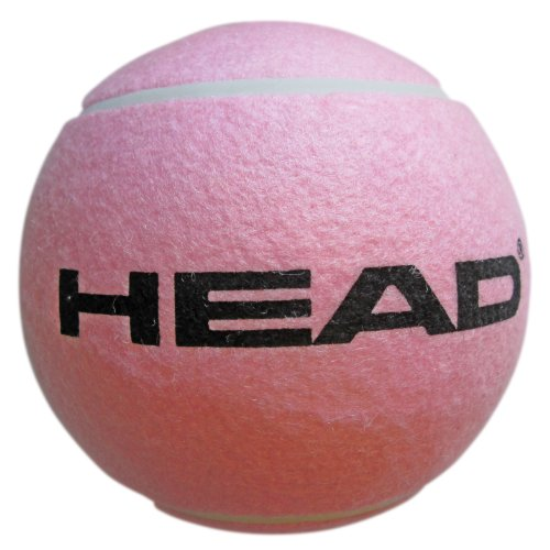 HEAD Balle de tennis Rose Medium de HEAD
