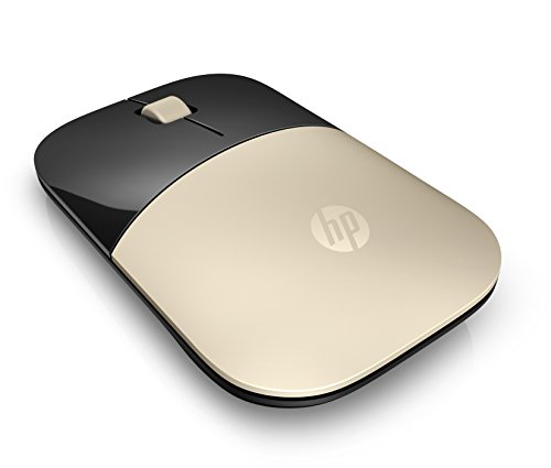 HP Z3700 Souris sans fil Or de HP