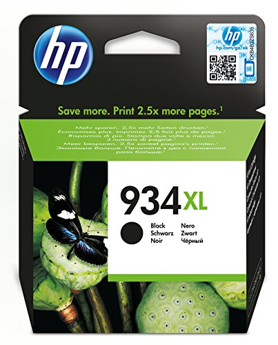 Ink Cartridge No 934xl Black de HP