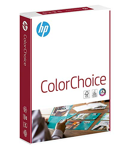 Papier HP couleur Laser de HP