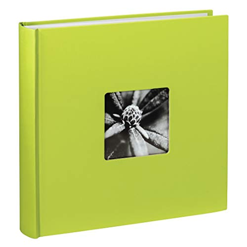 "Hama Album Photo ""Fine Art"" (format 30 x 30 cm, 100 pages blanches, sans spirale) Kiwi de Hama"