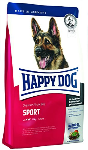 Happy Dog Croquettes Adulte Haute Énergie - Sport 15 KG de Happy Dog