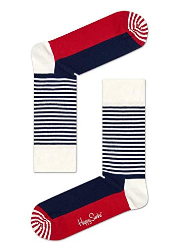 Happy Socks Hssh01 - Chaussettes - Mixte - Multicolore (068) - 41-46 (Taille fabricant: 41-46) de Happy Socks