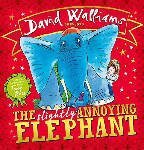 The Slightly Annoying Elephant de HarperCollins