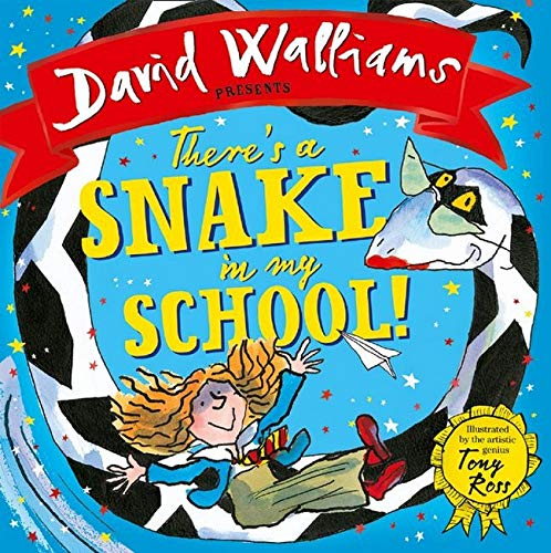 There's a snake in my school! de HarperCollins