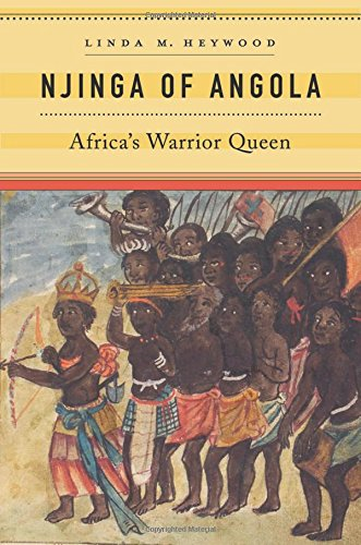 Njinga of Angola: Africa's Warrior Queen de Harvard University Press