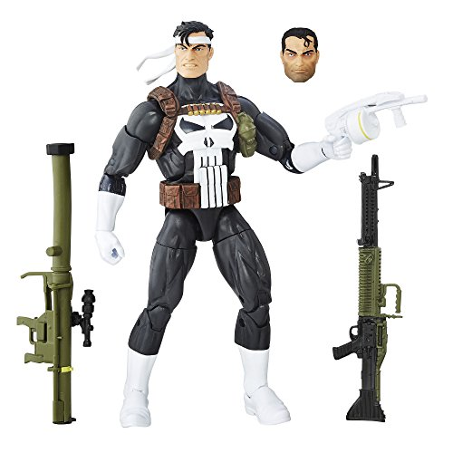 Marvel 6-inch Legends Series Punisher by Marvel de Hasbro