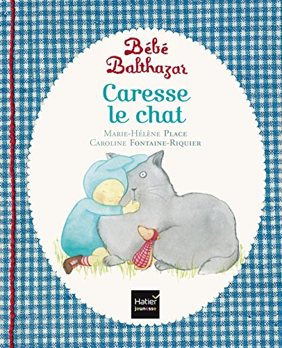 Caresse le chat - Pédagogie Montessori