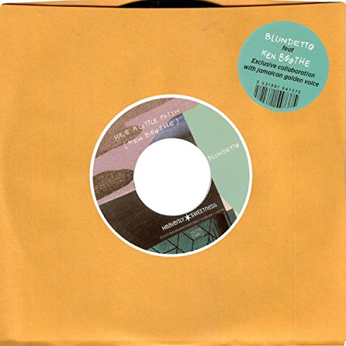 Have a little faith feat. Ken Boothe (Vinyl 45T) de Heavenly Sweetness