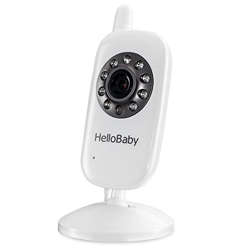 HelloBaby Appareil Photo Additionnel pour Enfant Appareil Photo Additionnel pour HB20 HB24 HB32 Video Baby Monitor de HelloBaby