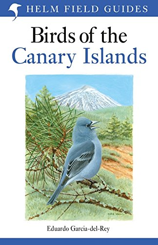 Birds of the Canary Islands de Helm