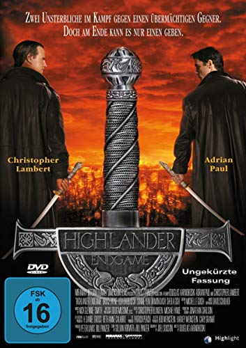 Highlander-Endgame (Single) [Import] de Highlight Constantin (Universal Pictures)