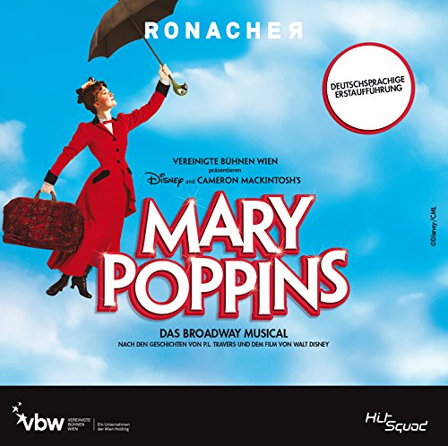 Mary Poppins-das Broadway Musical [Import allemand] de Hitsquad Records (Alive)