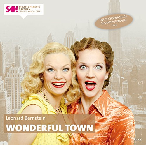 Wonderful Town [Import allemand] de Hitsquad Records (MG Sound)