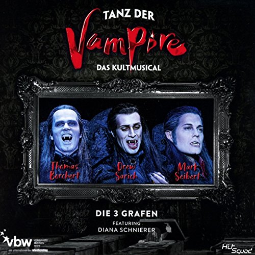 Tanz der Vampire-die 3 Grafen [Import allemand] de Hitsquad Records (Mg Sound)