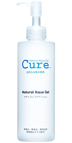 Cure Natural Aqua Gel 250ml - Best selling exfoliator in Japan! (japan import) de HoMedics