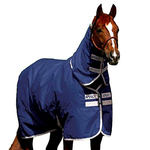 Oso1o exclusif Horseware Turnout Couverture Lite Hero de Horseware