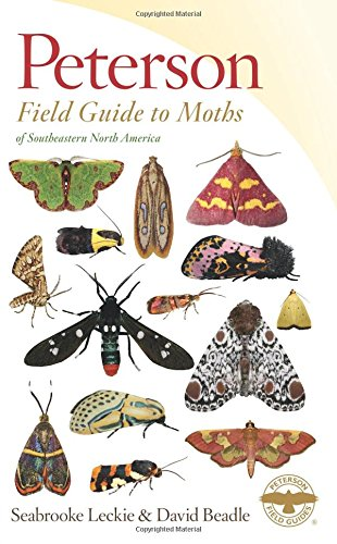 Peterson Field Guide to Moths of Southeastern North America de Houghton Mifflin Harcourt