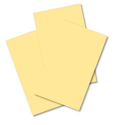 House of Card & papier 160 g/m² A4 papier parchemin en peau de chèvre - (lot de 50 feuilles) de House of Card & Paper