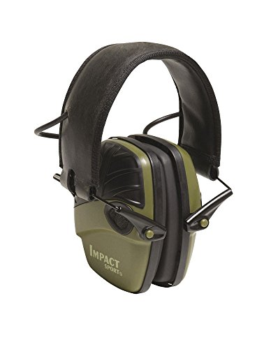 Howard Leight Impact Sport electronic Earmuff for Shooting and Hunting de Howard Leight