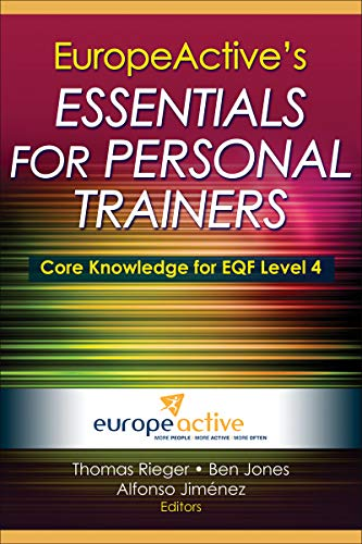 EuropeActive's Essentials for Personal Trainers de Human Kinetics